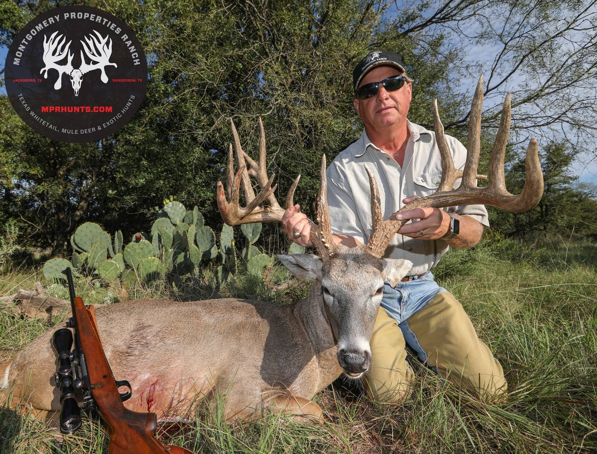 MPR Trophy Whitetail Hunt Package